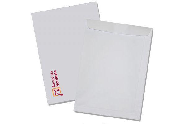 7aa8aa411 Envelope Saco Médio - 10BRENVSM1825